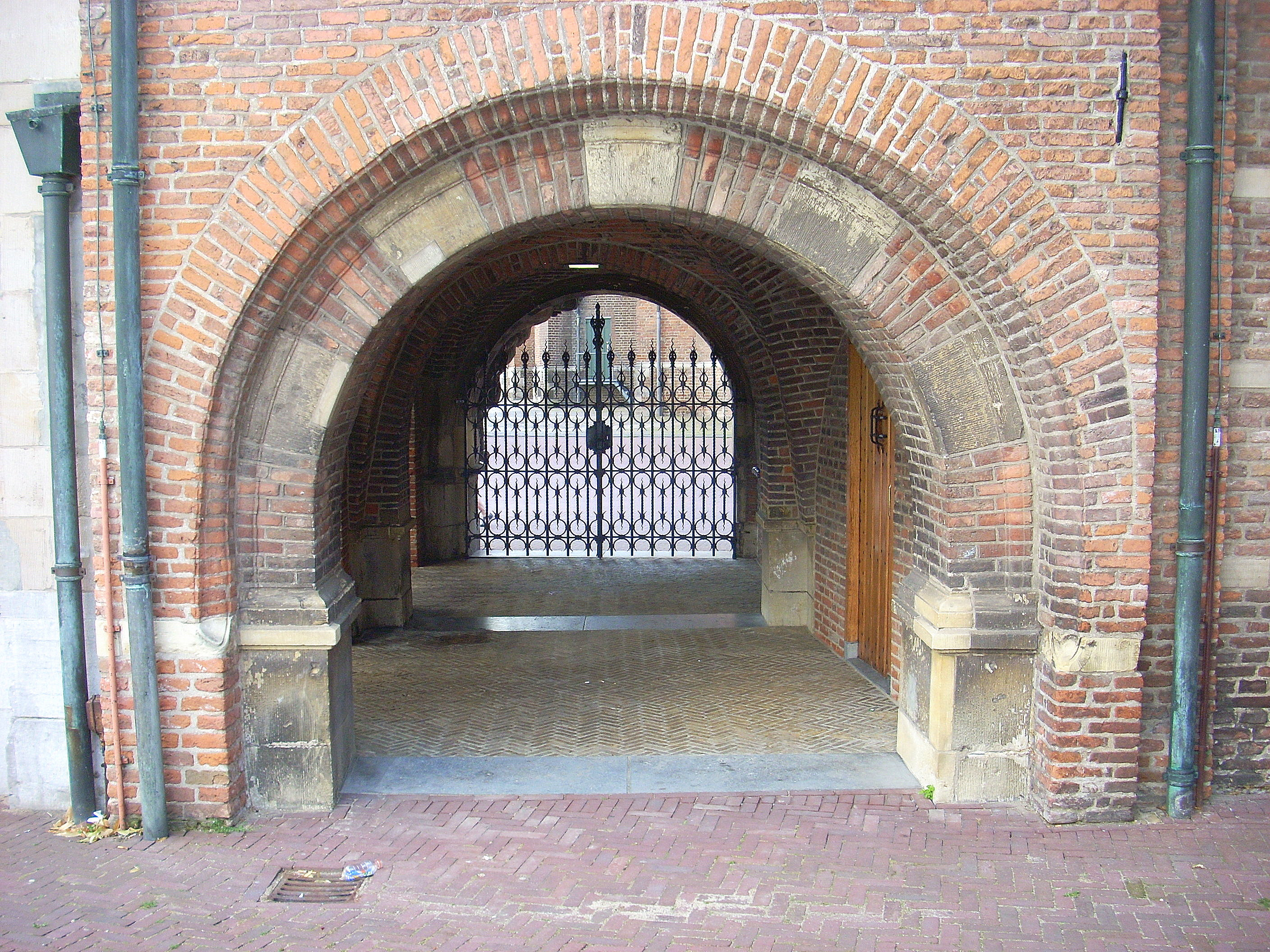 Arnhem city gate
