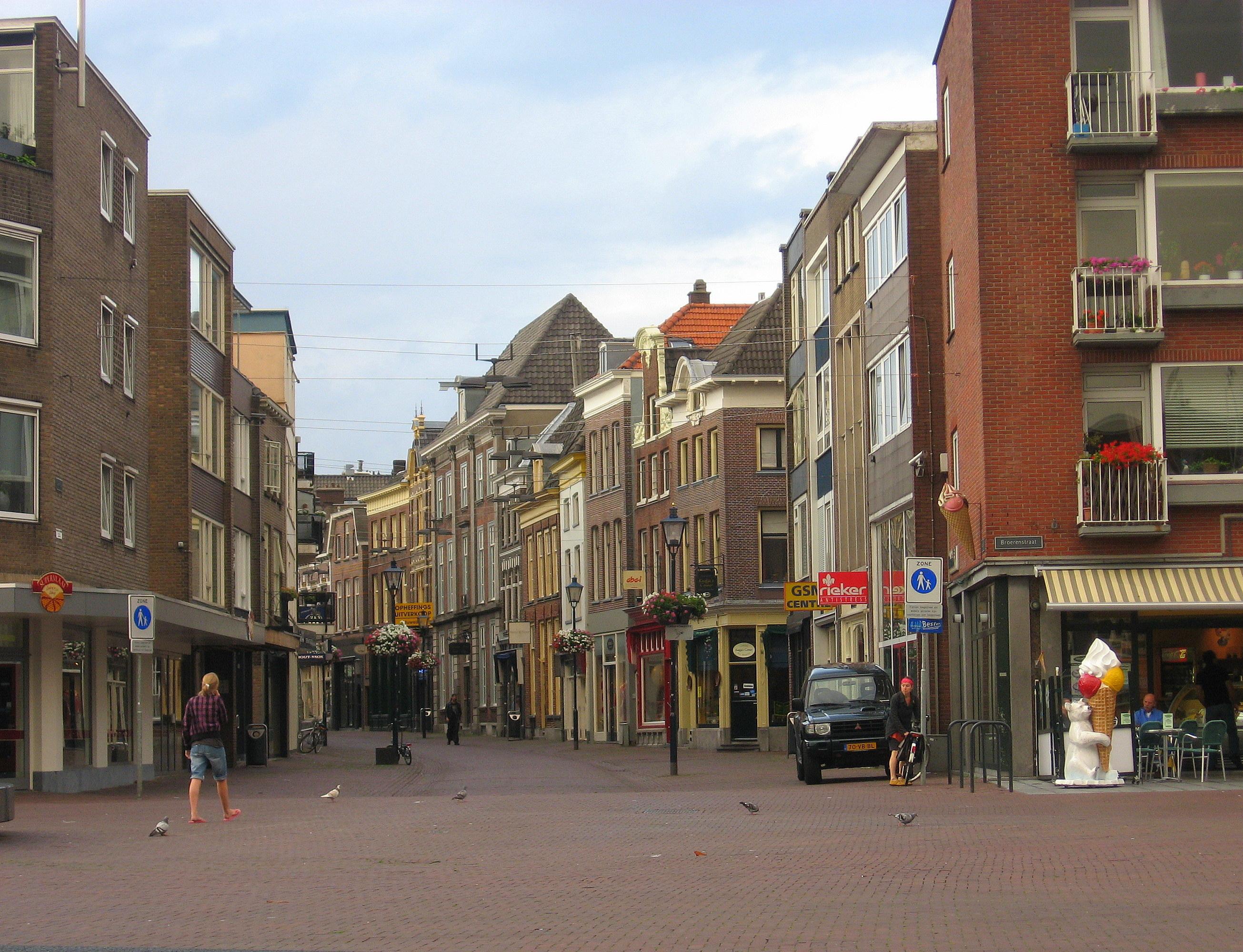 Arnhem city Streets