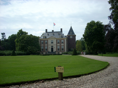 Castle Near Laren