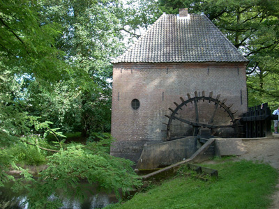 Old Mill at Hackfort