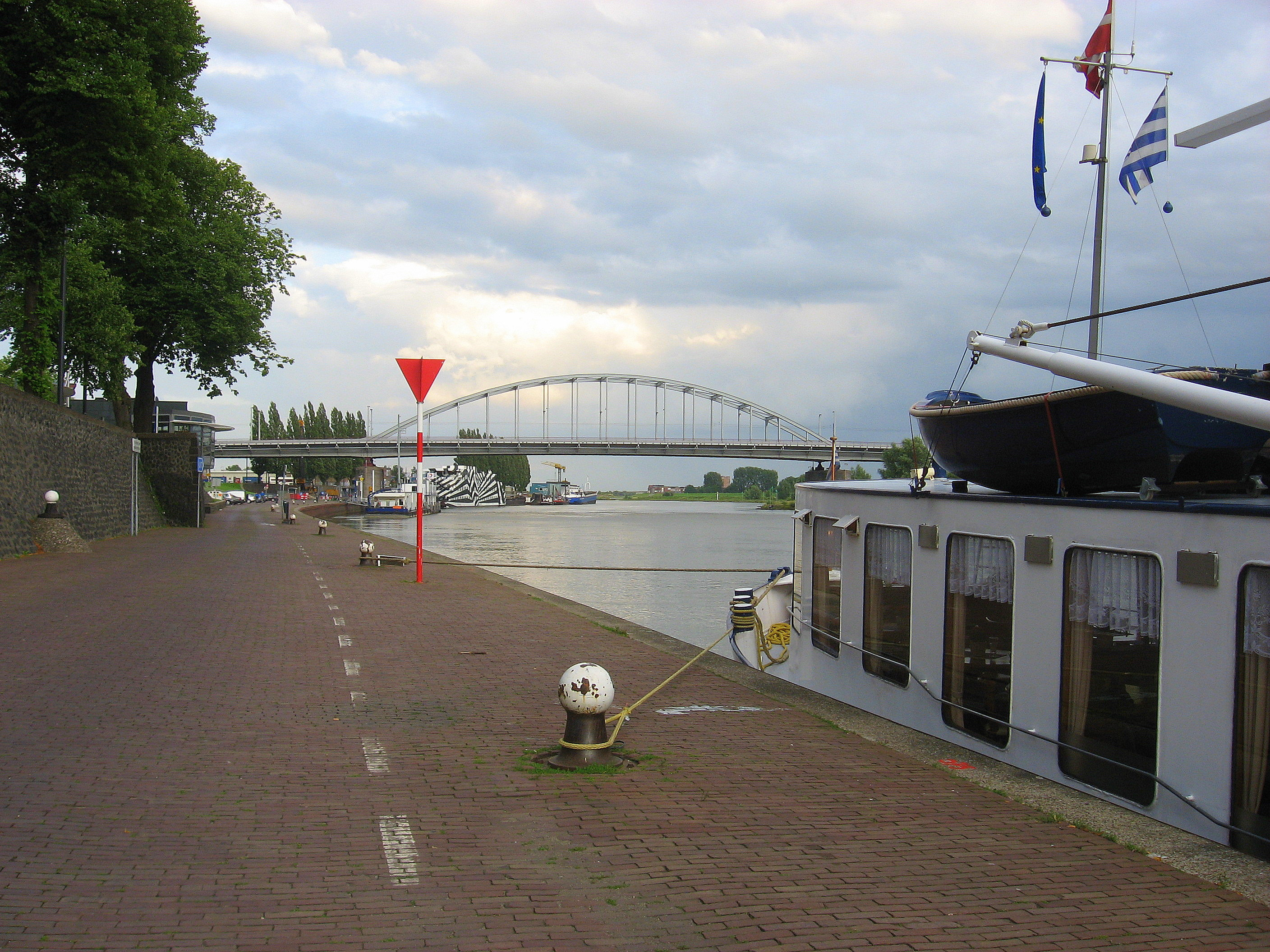 Zeeland and Arnhem bridge