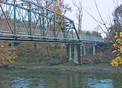 Park Place Bridge over Clackamas