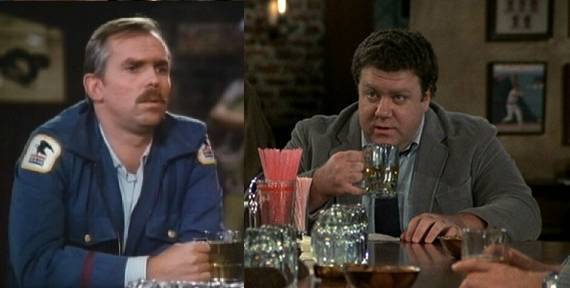 Buffalo theroy from Cheers