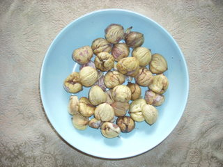 Click On - Peeled Chestnuts