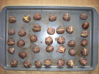 Click On - Roasted Chestnuts