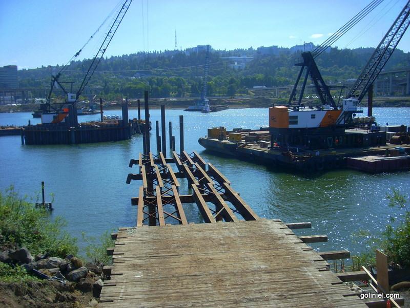 TriMet Bridge Work