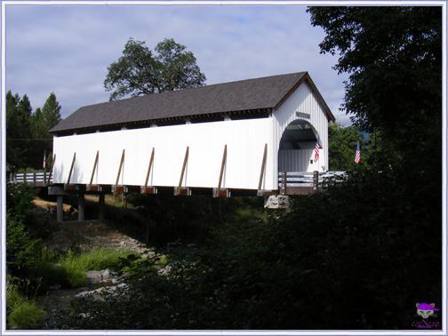 wimer covered bridge